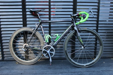 Cannondale SuperSixEVO Hi-Mod×シマノ電動デュラエースMIX
